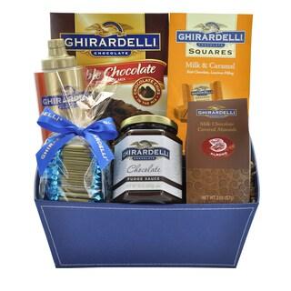 Ghirardelli Sundae Gift Basket