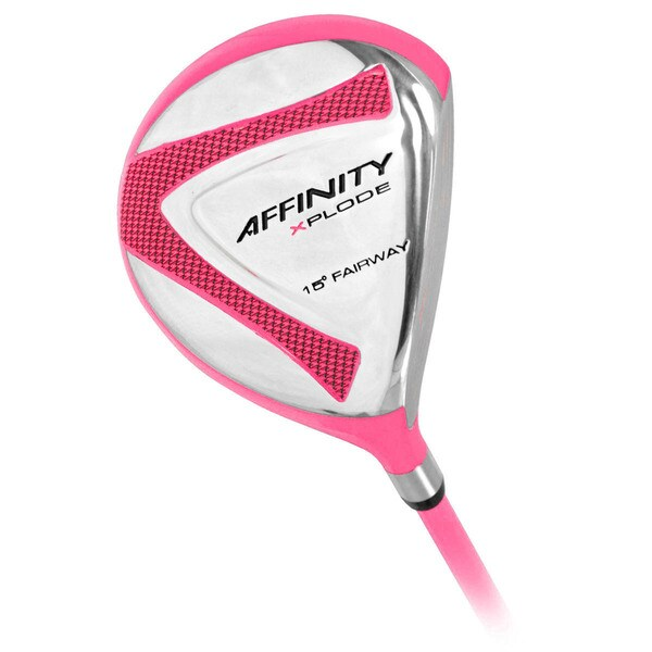 Affinity Golf Xplode Fairway Wood Ladies Right Hand
