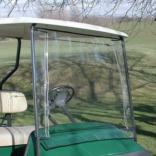 Orlimar Power Golf Cart Windshield