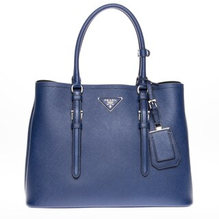 Prada Vitello Grain Satchel Bag