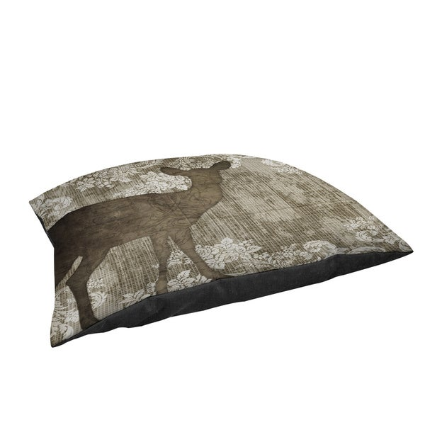 Thumbprintz Alpine Visitor Fleece Pet Bed