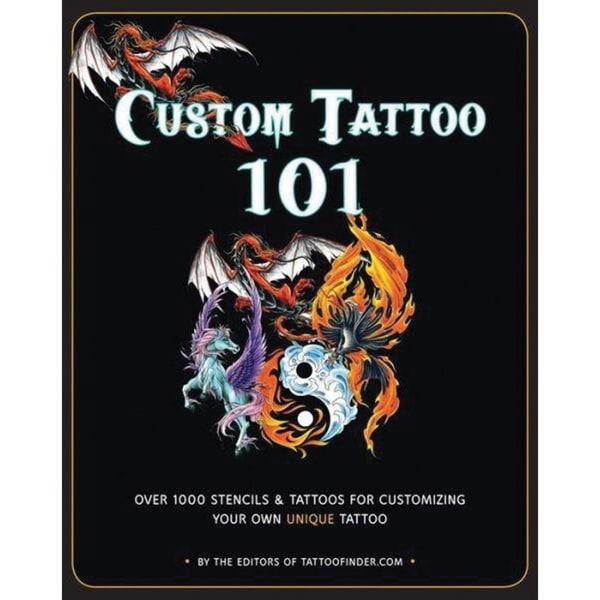 Quarry BooksCustom Tattoo 101