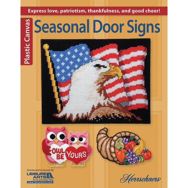 Leisure ArtsSeasonal Door Signs