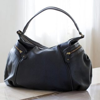 Handcrafted Leather 'Guanajuato' Baguette Handbag (Mexico)