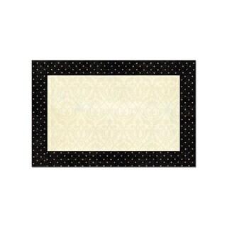 Du Marche Border Paper Placemats (36 pack)