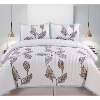 Laflin 3-piece Coverlet Set