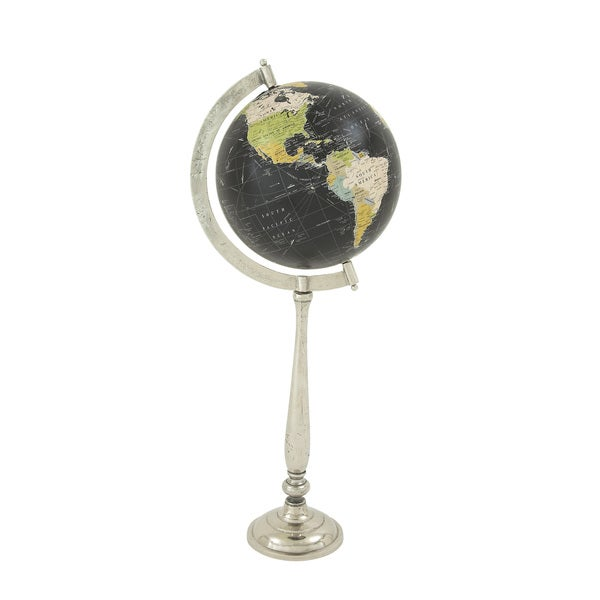 Marvelous Metal PVC Globe