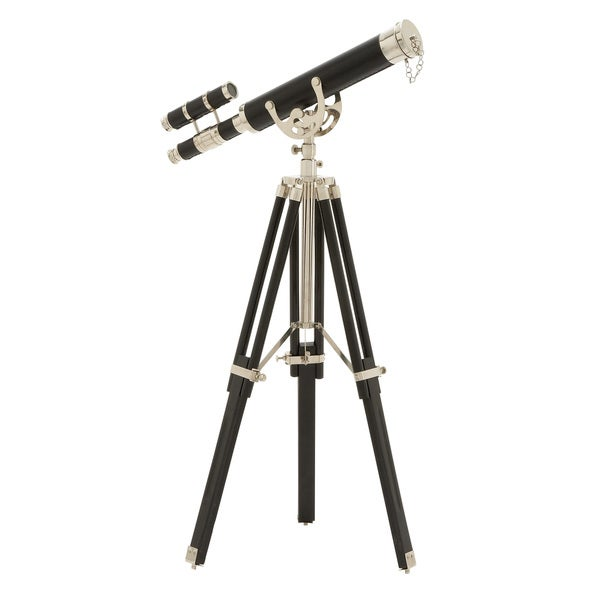 Unmissable Aluminium Wood Telescope
