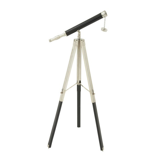 Simply Beautiful Aluminum Wood Telescope