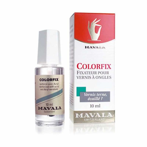 Mavala Colorfix 0.3-ounce Nail Topcoat