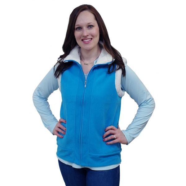 Artisans Apparel Micro Fluff Vest