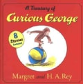 A Treasury of Curious George (Hardcover)