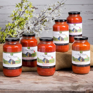 Wine Country Kitchen Pasta Sauce Sampler