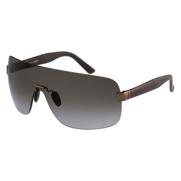 Gucci Men's 2257/S Metal Aviator Sunglasses