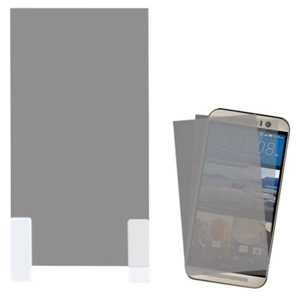Insten Clear LCD Screen Protector Film Cover For HTC One M9 (Pack of 2)