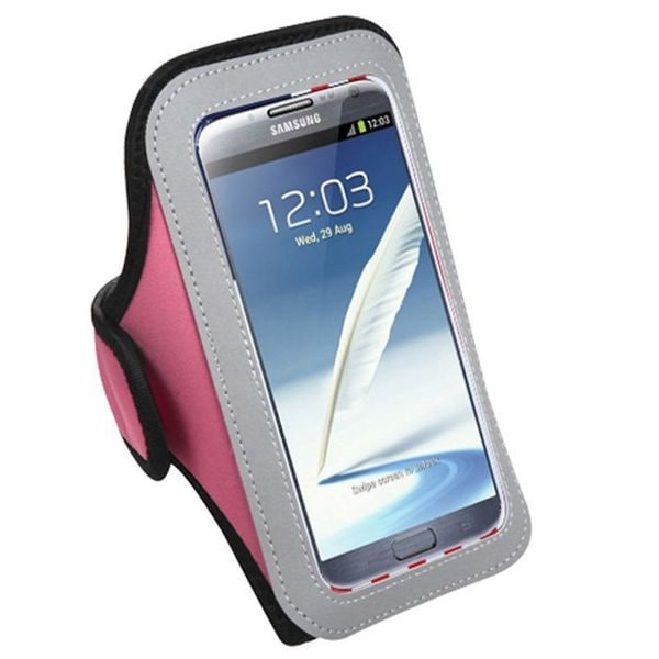 Insten Universal Sport Exercise Running Jogging Armband For Samsung Galaxy S5/ Apple iPhone 6+/ 6.30x3.4x0.65-inch
