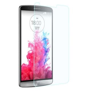 Insten Clear Tempered Glass LCD Screen Protector Film Cover For LG G3