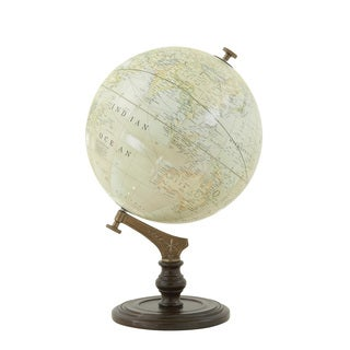 Wood Metal PVC 24982 Globe
