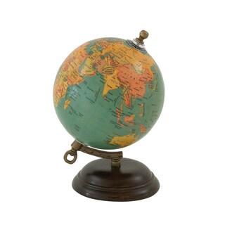 Wood Metal PVC 24983 Globe