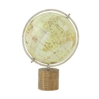 Attractive Wood Metal PVC Globe