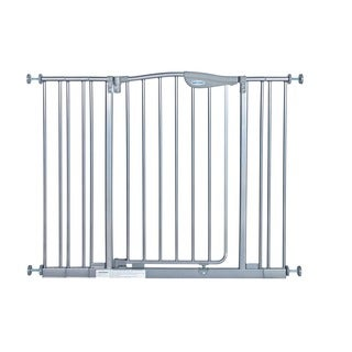 LA Baby Self-closing Safety Gate with Three (3) Extensions
