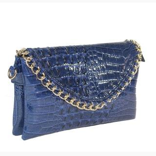 Lithyc 'Dali' Vegan Leather Crossbody Handbag