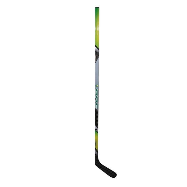 Adult 67-inch Grey/ Yellow Ice Hockey Stick