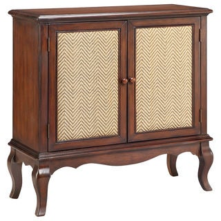 Brockton Queen Anne Style Accent Cabinet