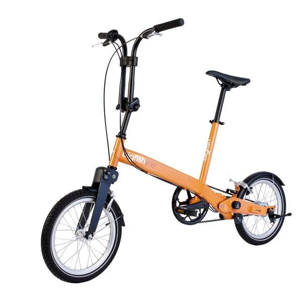 Bigfish Line Orange Folding Bike
