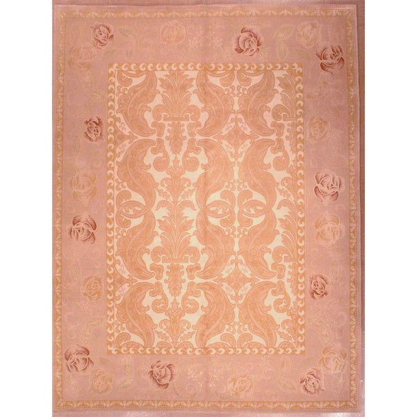 "Hand-Knotted Orleans Rug (5'9"" x 8'9"") 15392399"