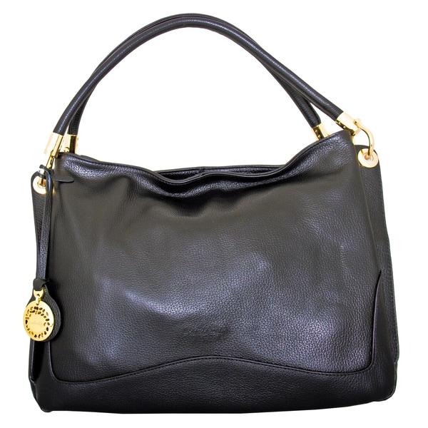 Leatherbay Salerno Small Tote Bag