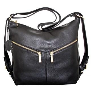 Leatherbay Messina Small Tote Bag