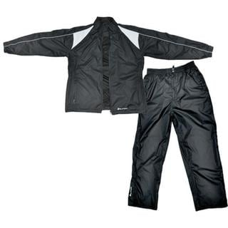 Orlimar Golf Cyclone Black Rain Suit