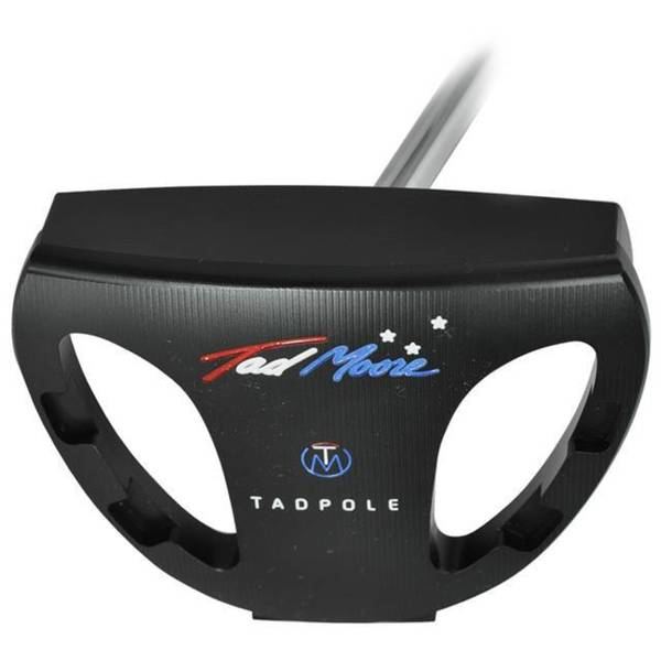 Orlimar Golf Tad Moore Signature Series TadPole LH Ungripped Mallet Putter