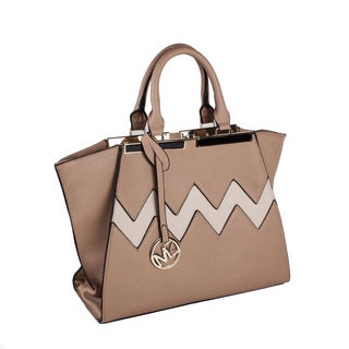 "Michael Michelle ""Chevy""Satchel Handbag"