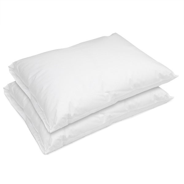 Hotel Laundry Breathable Waterproof Pillow (Set of 2)