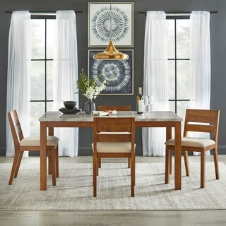 Simple Living 5-piece Edina Dining Set