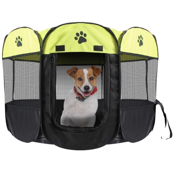 Unique Petz Portable Playpen Large