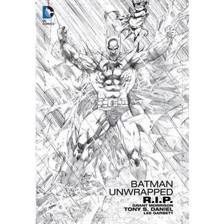 Batman R.I.P. Unwrapped (Hardcover)