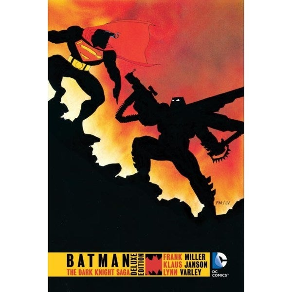 Batman: The Dark Knight Saga (Hardcover) 15394490
