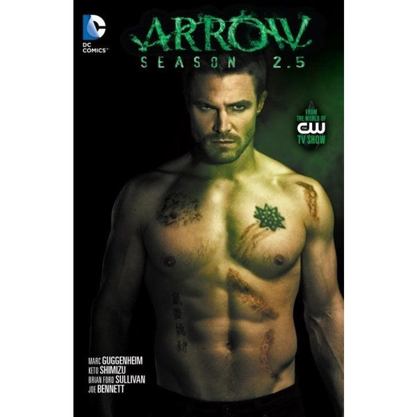 Arrow Season 2.5 (Paperback) 15394493