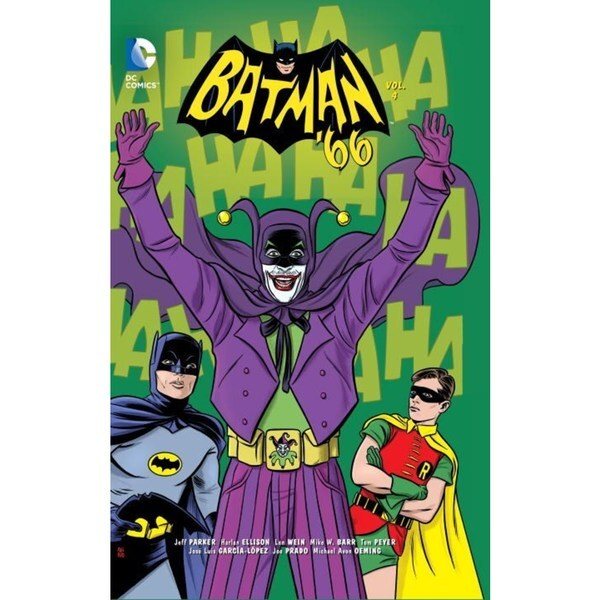 Batman '66 4 (Hardcover) 15394496