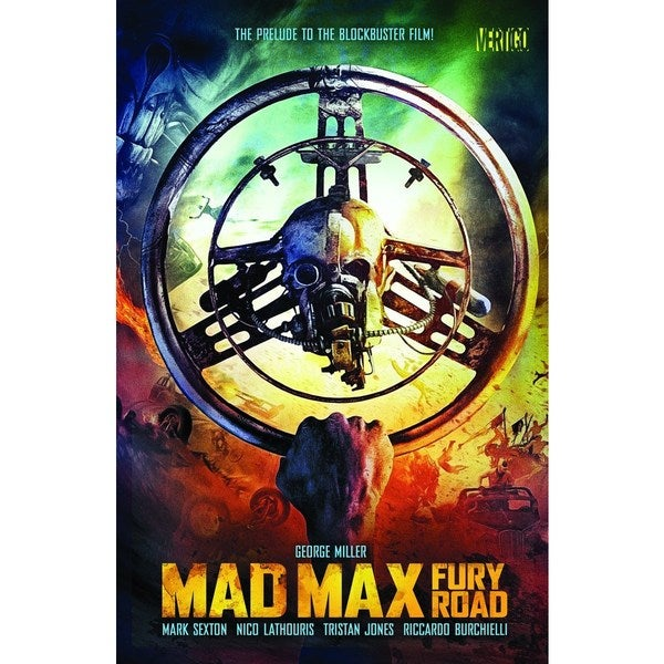 Mad Max: Fury Road (Paperback) 15394575