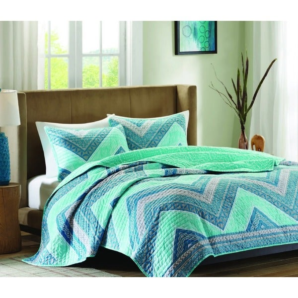 Marine 3-piece Quilt Set