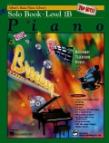 Alfred's Basic Piano Library: Top Hits Solo Level 1B (Paperback)