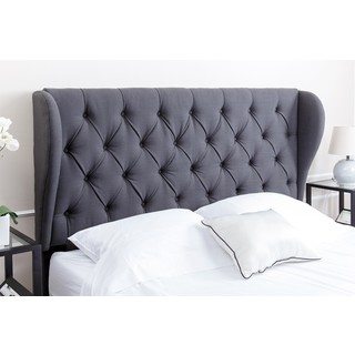 Jillian Upholstered Queen Size Bed