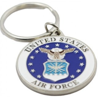 United States Air Force Logo Key Ring