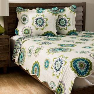 Slumber Shop Nicole 3-piece Reversible Quilt Set