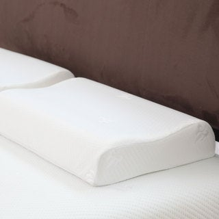 Windsor Home Contour Gel Memory Foam Pillow with Removeable Cover