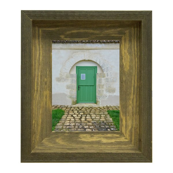 Rocky Mountain Barnwood Picture Frame (8-inch x 10-inch)
